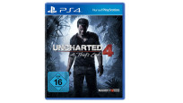 Uncharted 4 © Sony