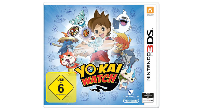 Yo-Kai Watch © Nintendo