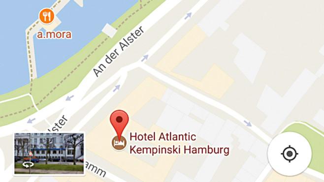 Google Street View: Virtuell spazieren gehen ©Google