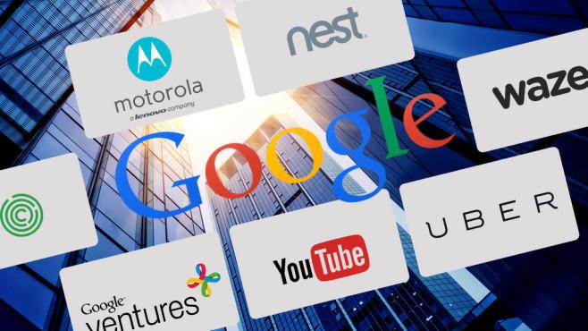 Google-Mutter Alphabet ©Alphabet, Google, Uber, Motorola, ©istock.com/Liufuyu