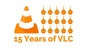 15 Jahre VLC als Open Source ©videolan.org