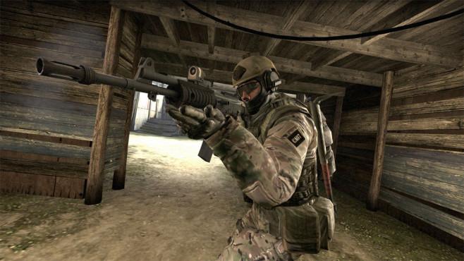 CSGO: Soldat ©Valve