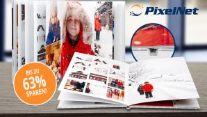 Premium Fotobuch mit Echt-Fotopapier ©magdal3na � Fotolia.com, PixelNet