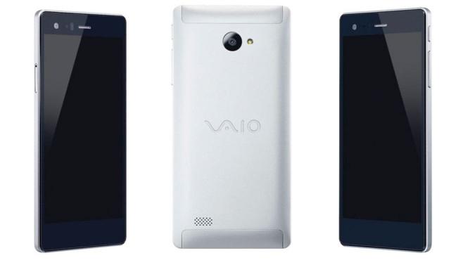 Vaio Phone Biz ©Vaio