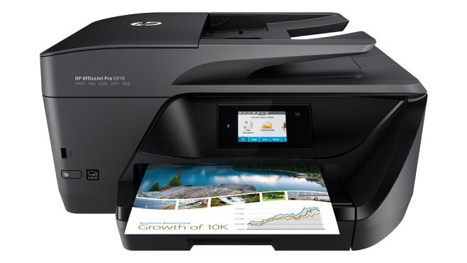 HP OfficeJet Pro 6970 ©HP