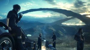 Final Fantasy 15: WhatsApp ©Square Enix