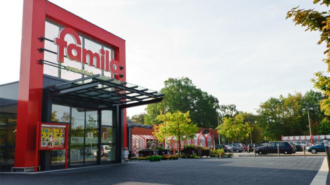 Famila-Supermarkt ©Bünting AG