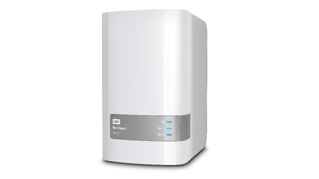 Western Digital My Cloud Mirror © Western Digital