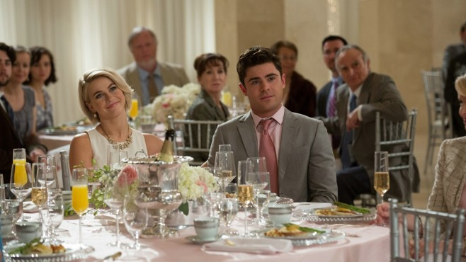 Szene aus Dirty Grandpa: Julianne Hough, Zac Efron, Cast © Constantin Film Verleih GmbH