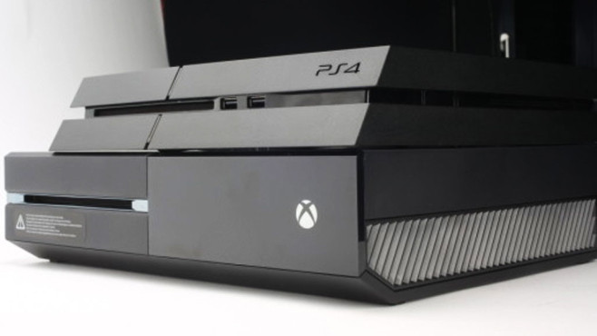 PS4 und Xbox One: Duo © Computerbild.de