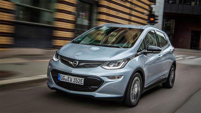 Opel Ampera-e ©Opel