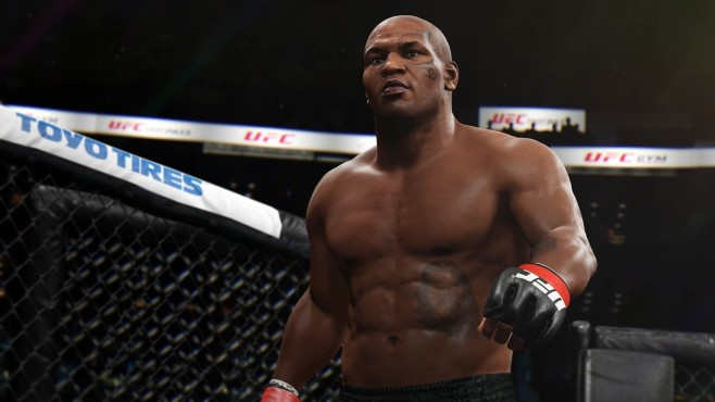 EA Sports UFC 2 © Electronic Arts