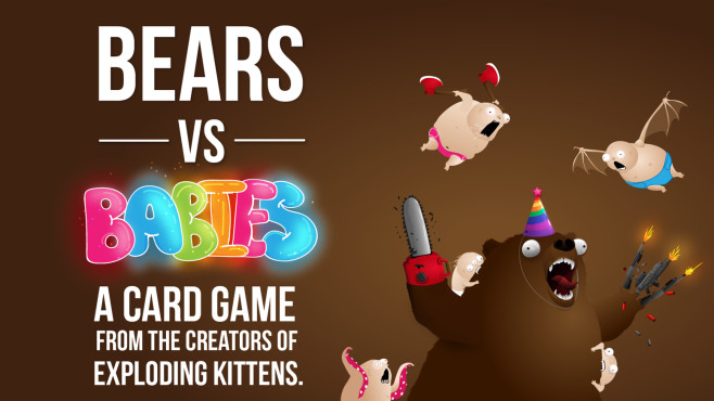 Bears vs Babies © Bear Food