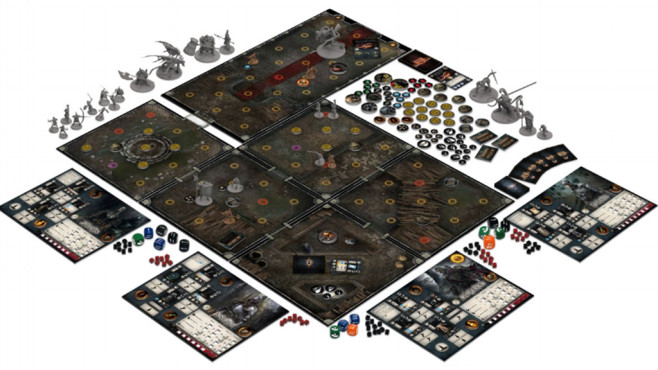 Dark Souls: The Board Game © Steamforged Games