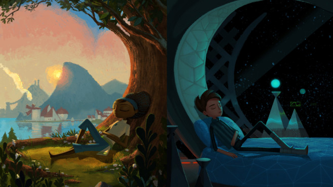 Double Fine Adventure: Broken Age © Double Fine