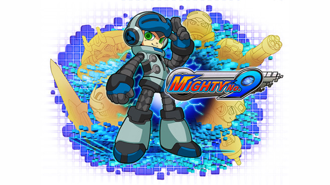 Mighty No. 9 © comcept USA, LLC