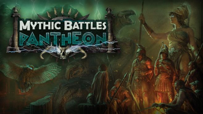 Mythic Battles: Pantheon © Monolith Board Games