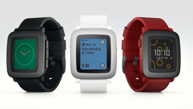Pebble Time © Pebble Technology