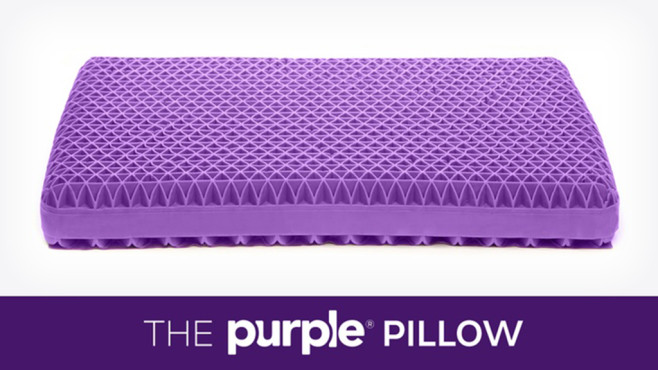 Purple Pillow © Purple
