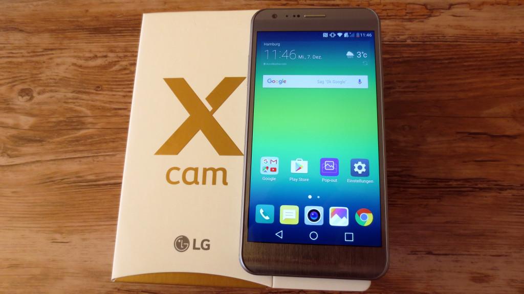 LG X Cam ©COMPUTER BILD
