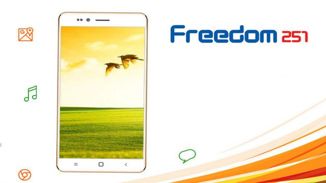 Smartphone Freedom 251 ©Ringing Bells