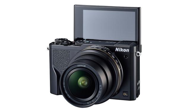 Nikon DL 18-50 ©Nikon