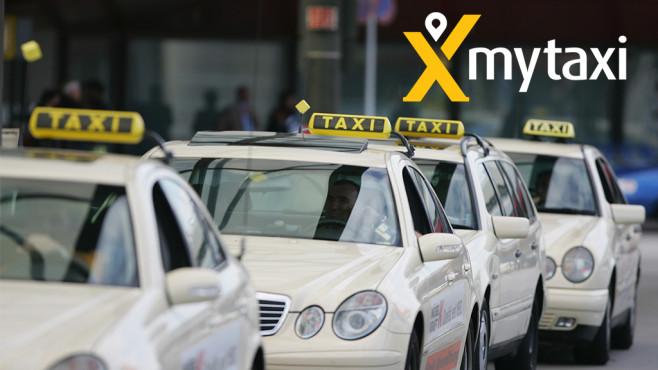 MyTaxi: Köln erklärt Exklusivrecht für Bahnhofs-Stellplätze für ungültig ©MyTaxi, Andreas Rentz/ getty images
