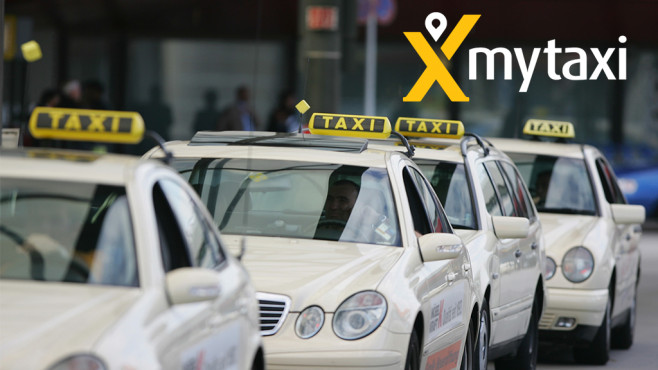 MyTaxi: K�ln erkl�rt Exklusivrecht f�r Bahnhofs-Stellpl�tze f�r ung�ltig ©MyTaxi, Andreas Rentz/ getty images