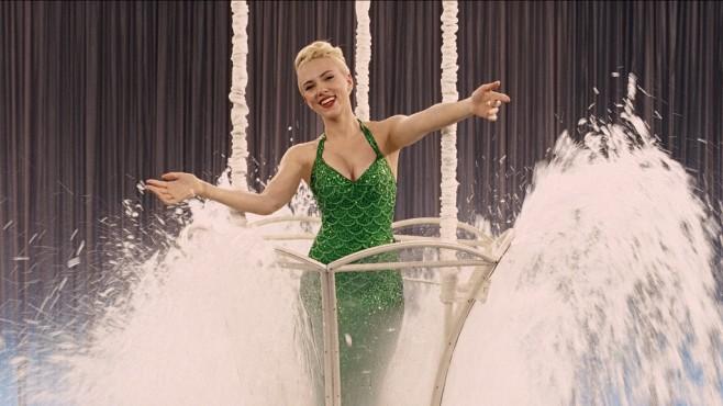 Szene aus Hail, Caesar! Scarlett Johansson ©Universal Pictures