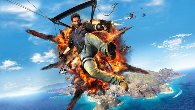 Just Cause 3 � Air, Land and Sea ©Square Enix