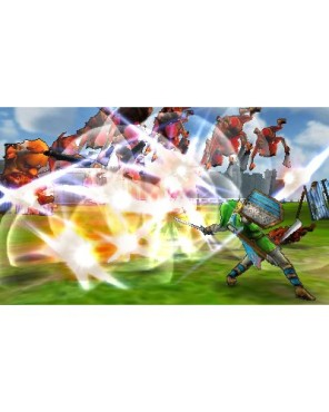 Hyrule Warriors Legends © Nintendo