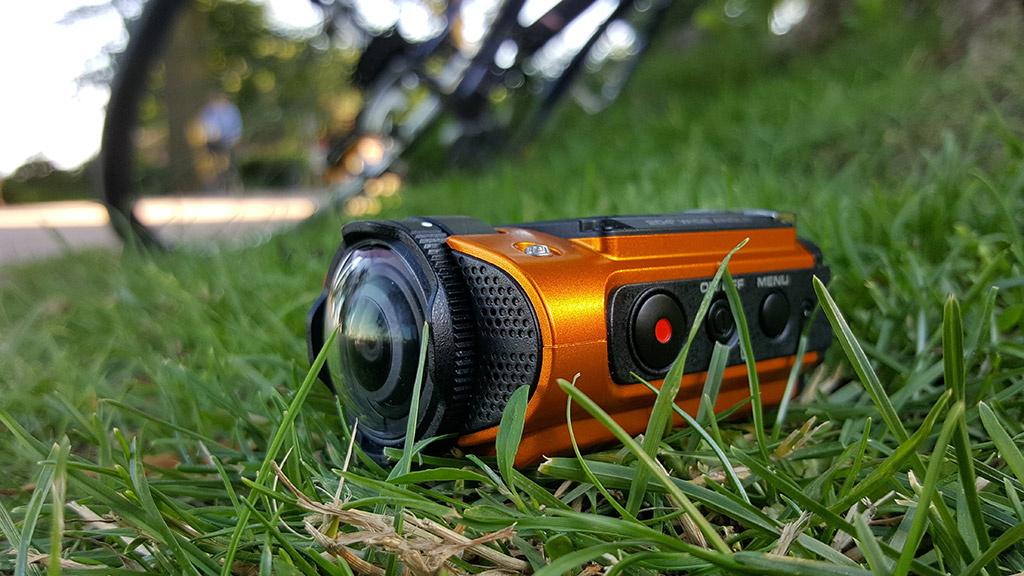 ricoh wg m2 test der 4k action cam audio video foto bild. Black Bedroom Furniture Sets. Home Design Ideas