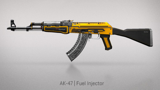 AK-47 _ Fuel Injector © Valve