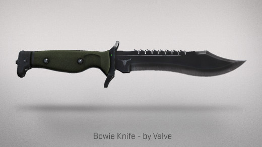 Bowie Knife © Valve