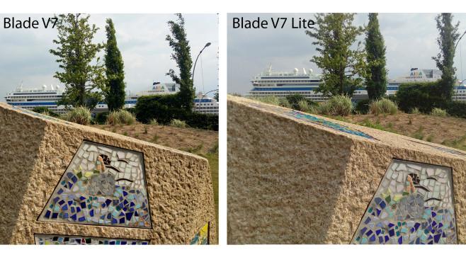 ZTE Blade V7 Lite ©COMPUTER BILD, ZTE