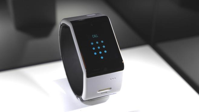 dial-Smartwatch ©COMPUTER BILD