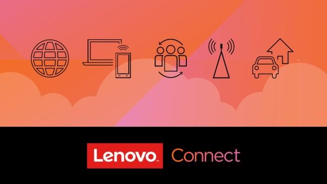 Logo Lenovo Connect ©Lenovo