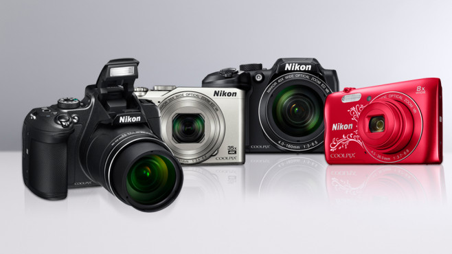 Nikon Coolpix ©Nikon (M) COMPUTER BILD