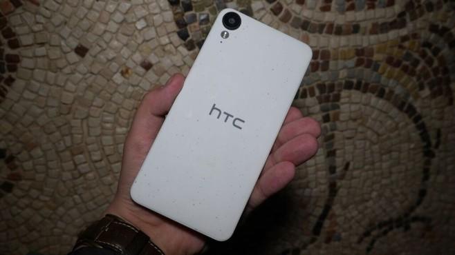 HTC Desire 825: Neues Top-Modell vorgestellt ©COMPUTER BILD