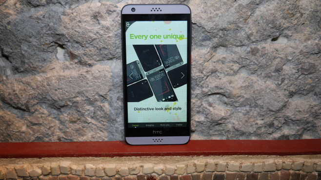 HTC Desire 530: HTC bedient den Einsteiger-Markt Das HTC Desire 530 ist das neue Einstiger-Smartphone, das solide Technik zum g�nstigen Preis liefern will. ©COMPUTER BILD