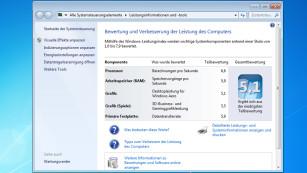 Windows 7/8/10: Prozessor belasten per Taschenrechner und mehr Optimales Speed-Resultat bei Windows 7: ein Punktestand von 7,9 – in der Praxis erreicht man dieses aber nie. ©COMPUTER BILD