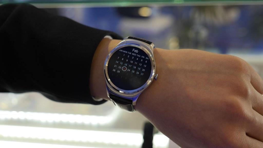 haier watch smartwatch im praxis test computer bild. Black Bedroom Furniture Sets. Home Design Ideas