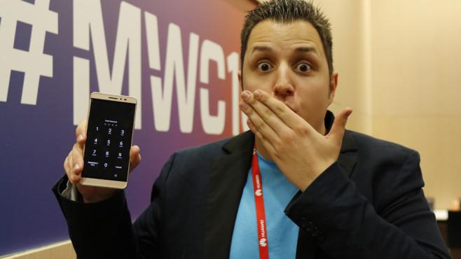 Smartphone Coolpad Max ©COMPUTER BILD