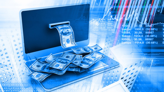 Geld verdienen im Internet ©hywards - Fotolia.com