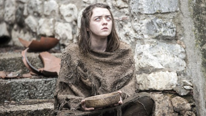 Arya Stark © Macall B. Polay/HBO