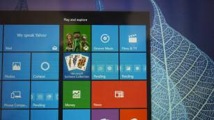 Bildschirm Alcatel Plus 10 ©COMPUTER BILD