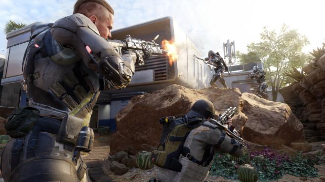 Black Ops 3 Mehrspieler Starter Pack: Ruin ©Activision