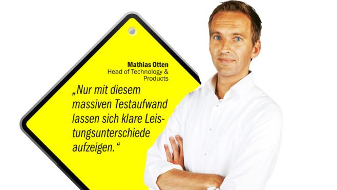 Mathias Otten, Head of Technology & Products ©COMPUTER BILD