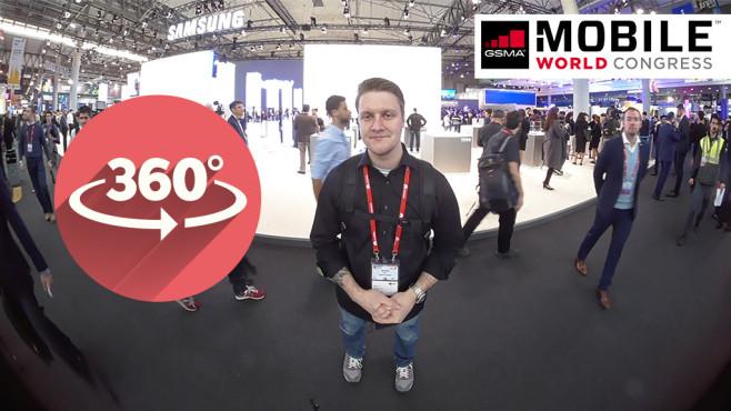 MWC 360-Grad-Video ©COMPUTER BILD