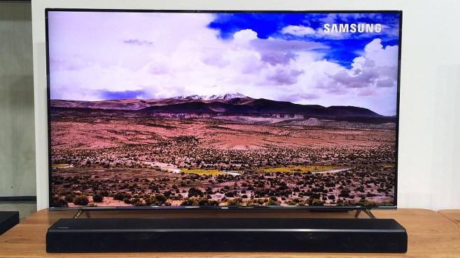 Samsung UE55KS7090 ©COMPUTER BILD